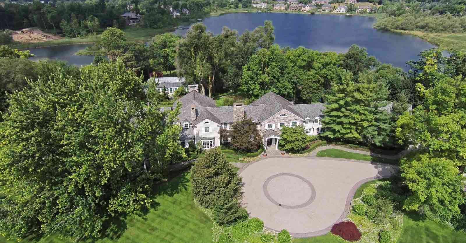2600 Turtle Lake - Bloomfield Township, Michigan - $10,400,000 USD