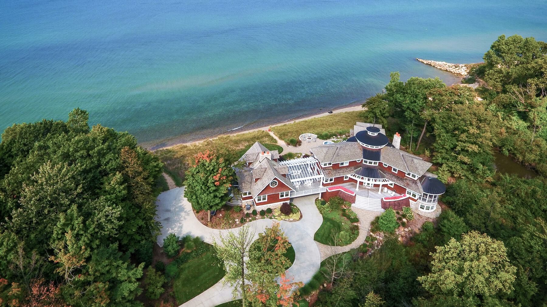 76776 Thornhouse - South Haven Township, Michigan - $5,499,000 USD